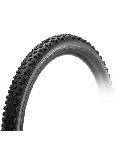 Pirelli Scorpion MTB S Lite 29X2.2 MTB Tubeless Ready Tyre, Black