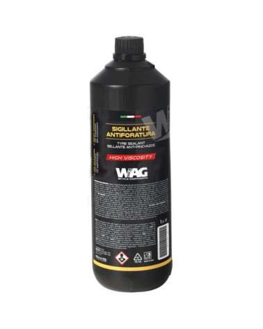 WAG Non Foaming Formula Tubeless Tire Sealant 1 Liter