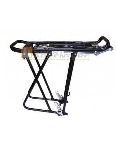 Rms Portapacchi Bici Posteriore 26 - 28 Black