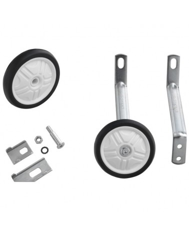 """Rms Training Wheels for Bike 14""""-16"""" (1 Hole Connection)"""