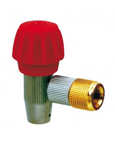 Smart Rubinetto Raccordo in Alluminio per Bombolette CO2