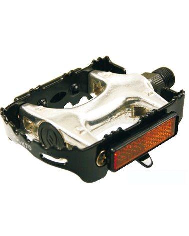 Xerama Pedali MTB Aluminum Fer. Bs Refl