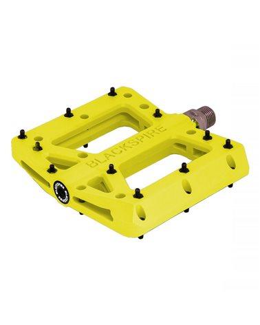 Blackspire Pedals Nylotrax Yellow For Enduro/Freeride