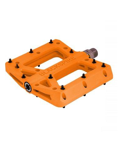 Blackspire Pedals Nylotrax Orange For Enduro/Freeride