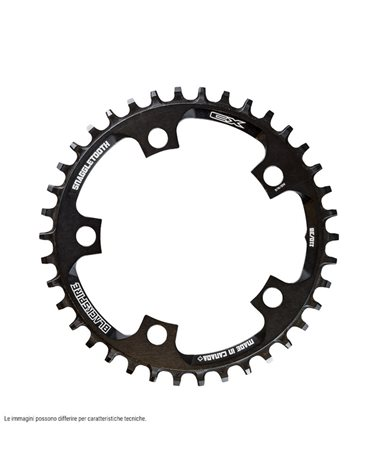 Blackspire Chainring Snaggletooth 42T 110 Bcd 5 Holes To Mono Chainring