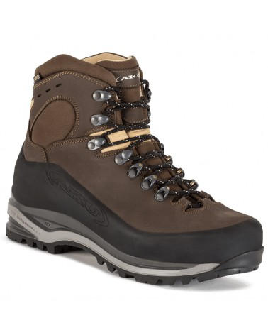 Aku Superalp NBK GTX Gore-Tex Men's Trekking Boots, Brown
