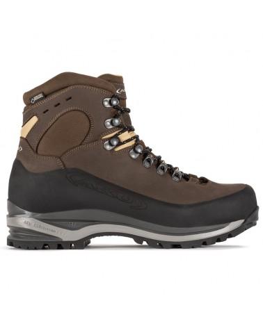Aku Superalp NBK GTX Gore-Tex Men's Trekking Boots, Brown