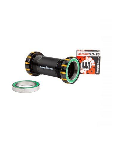 Cane Creek Movimento Centrale Hellbender - 110 Ceramico - Bsa30 - per Guarniture Perno 30mm, Garantito a Vita