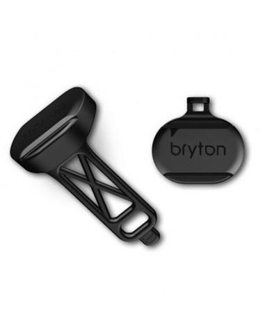 Bryton Sensore Velocità ANT+/BLE (Senza Magnete - al Mozzo)