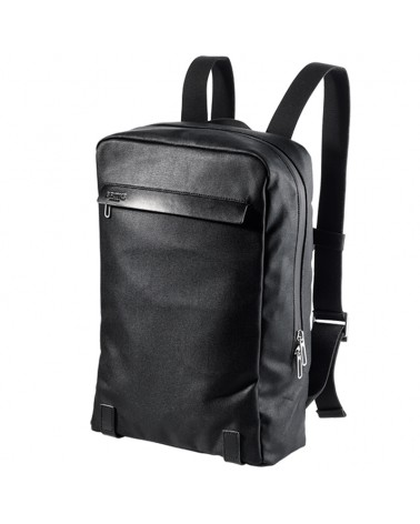 "Brooks Pickzip Cotton Canvas Cycling Laptop 13""  Backpack 10 Liters, Black"