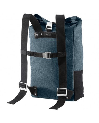 Brooks Pickwick Tex-Nylon Small Cycling Roll-top Backpack 12 Liters, Octane