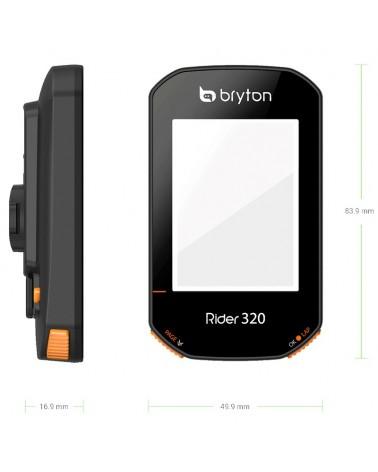 Bryton Rider 320E GPS Ciclocomputer