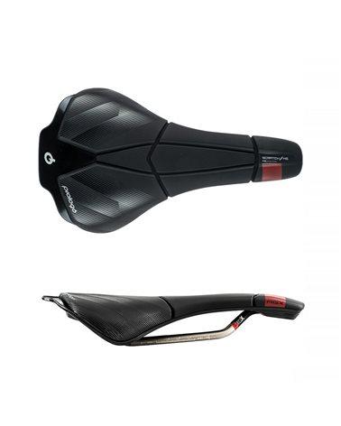 Prologo Saddle Scratch-M5 Agx 140, Tirox, Hard Black