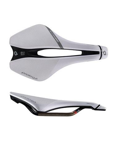 Prologo Sella Dimension Pas Pas Tirox 245X143mm, Bianco