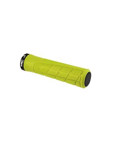 Wag Coppia Manopole MTB Pro con Lock Ring, 135mm, Lime