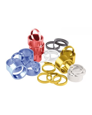 VP Components Steering Spacer 1/8 5mm 10Pcs