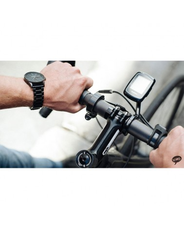 Knog. Oi Classic Small Bicycle Ring Bell Ø 22,2 mm, Black