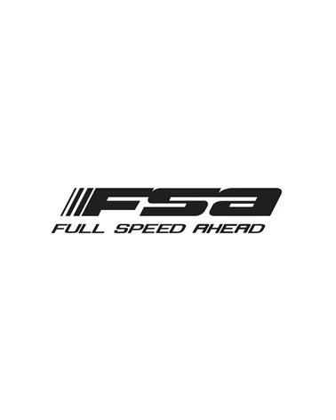 FSA Top Cover FSA Logo Black 9.35mm (H2060A)