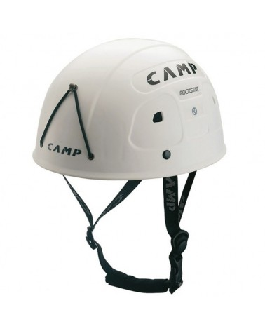 Camp Rockstar Helmet Size 53-62 cm, White (One Size Fits All)