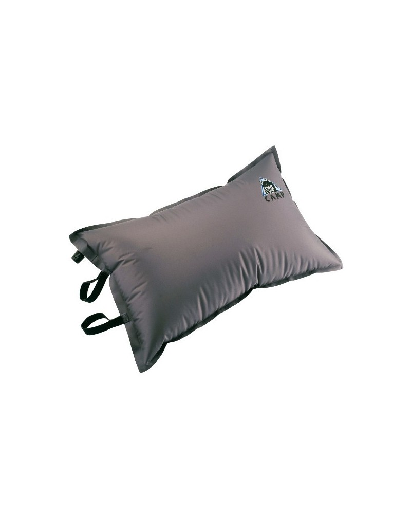 Camp Cuscino Autogonfiante Pillow, Grey