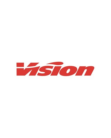 Vision Collarino Nero di Regolazione Mozzo Pra Anteriore per Ruote Mozzo Pra