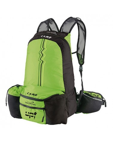Camp UP Marsupio/Zaino 3/12 L, Green/Black