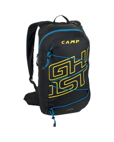 Camp Ghost Zaino 15 L Comprimibile Ultraleggero, Nero