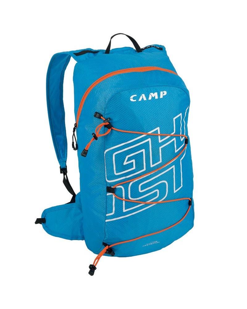 Camp Ghost Zaino 15 L Comprimibile Ultraleggero, Azzurro