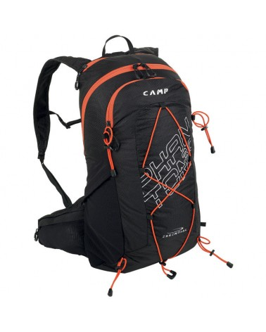 Camp Phantom 3.0 Zaino 15 L, Nero