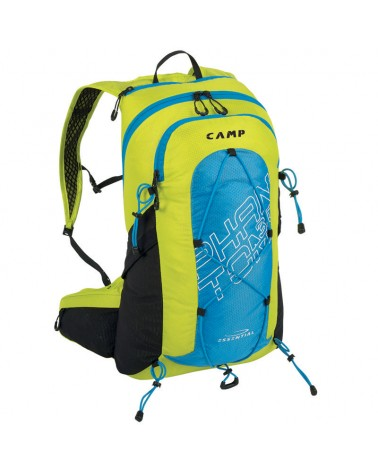 Camp Phantom 3.0 Zaino 15 L, Lime