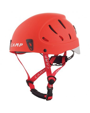 Camp Armour Helmet Size 54-62 cm, Red