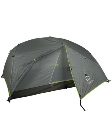 Camp Minima Pro 3 3-persons Tent, Grey/Lime