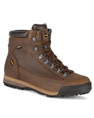 Aku Slope LTR GTX Gore-Tex Scarponi Uomo, Dark Brown