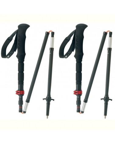 Camp Carbon Mix Folding Trekking Poles 110-130 cm