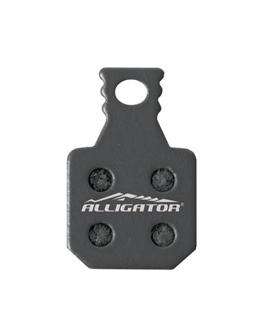 Alligator Brake Pads Alligator Semi-Metallica - Magura Mt5/Mt7 (4 Pcs)