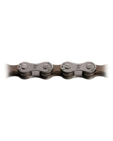 KMC Catena KMC 1/2X3/32 Z7, 116 Maglie, Lunghezza Spina 7, 3mm, Silver-Bronze