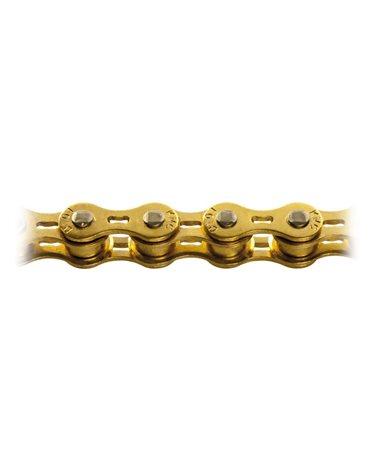 KMC Catena 1/2X1/8 Pista D101 Gold