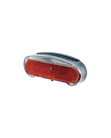 BTA Rear Carrier Light With 1 Red Led And With Battery..
