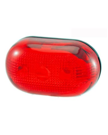 BTA Luce Posteriore Globe con 5 Led a Luce Rossa