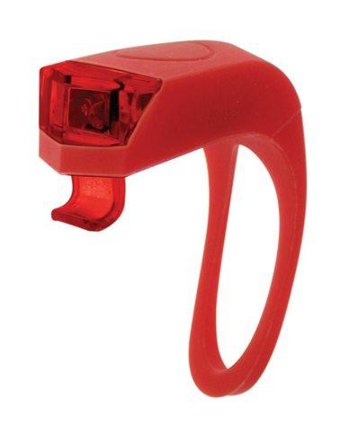 BTA Girino Rear Silicon Light, Red, Battery..