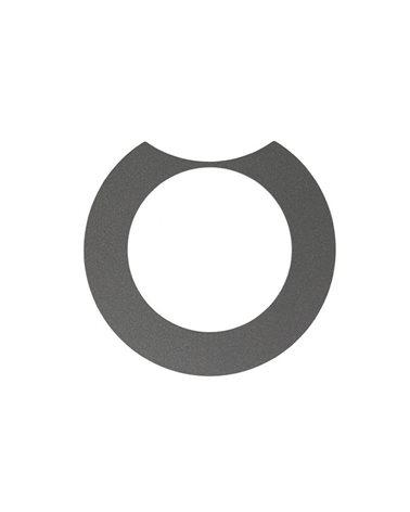 Zero rh+ Zero Jersey Maglia Maniche Corte Uomo, Bianco/Nero