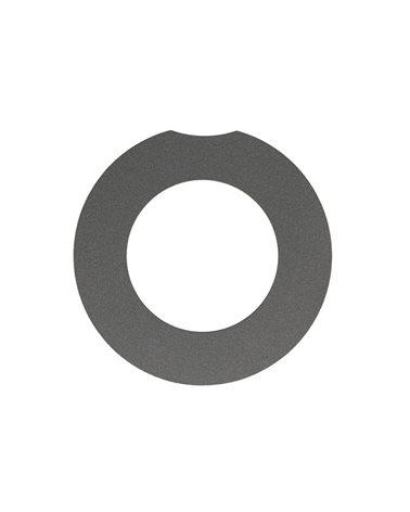 Zero rh+ Zero Jersey Maglia Maniche Corte Uomo, Giallo Fluo/Antracite
