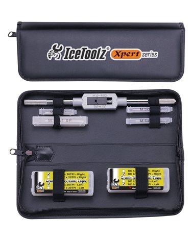 Icetoolz Kit per Maschiatura