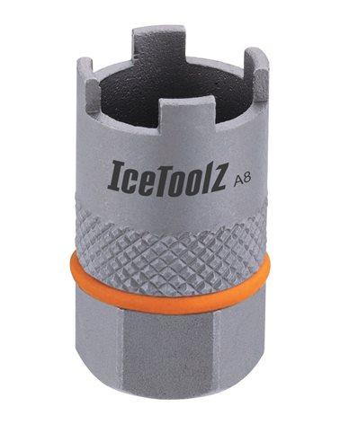 Icetoolz Freewheel Remover Compatible Suntour 4Notch, Cr-V Steel