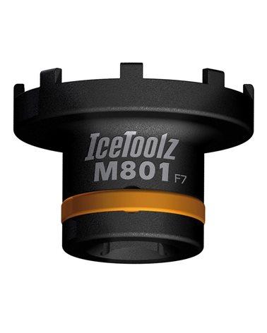 Icetoolz Estrattore Ghiera e-Bike, Compatibile per Bosch Active/Performance Line