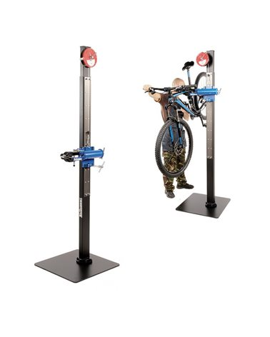 Bicisupport Clamp To Lif And Unlift Every Kind Of Bicycle.