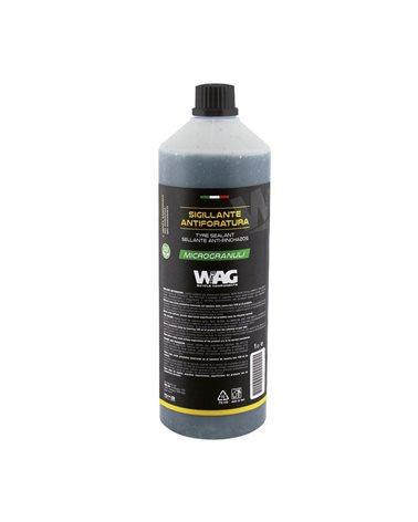 Wag Sigillante con Microgranuli Eco Friendly, senza Ammoniaca, Ideale per Tubeless e Tubeless Ready 1 Litro.