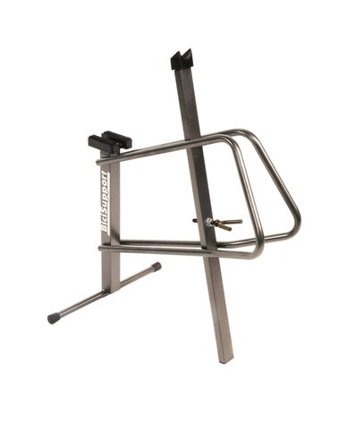 Bicisupport Stand To Lift Bicycle, Supported On Frame, Wheels Included.