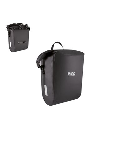 Wag Borsa Posteriore Laterale Tour 100% Waterproof