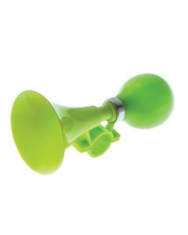 BTA Green Plastic Bicycle Horn..